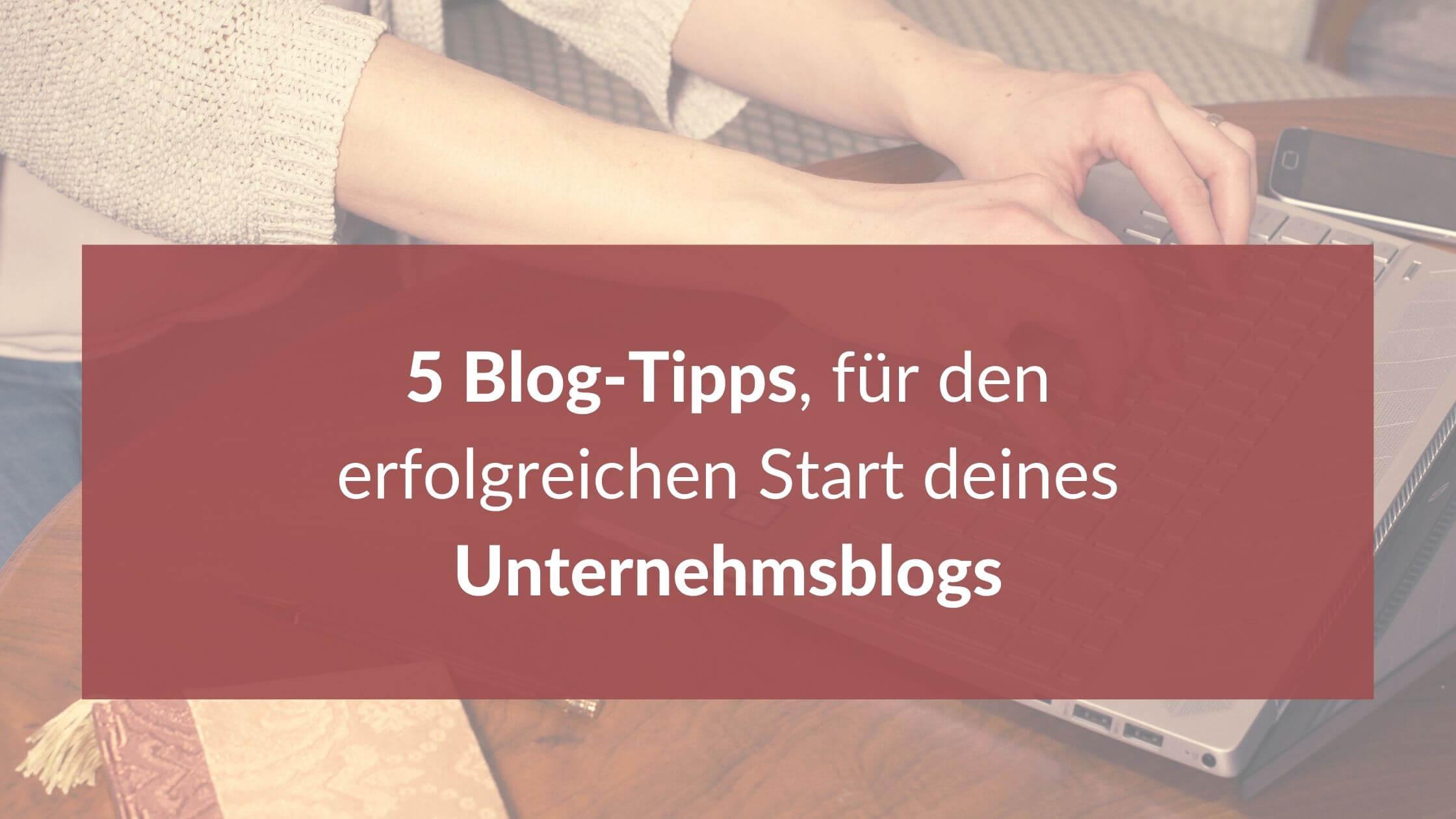 Blog-Tipps für Anfänger_schreibende Hand_Notebook